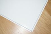 Металлические плиты для подвесного потолка (белый,  металлик)